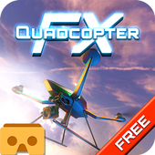 Quadcopter FX Simulator icon