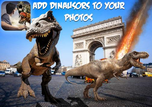 Dinosaurs Photo Creatures FX poster