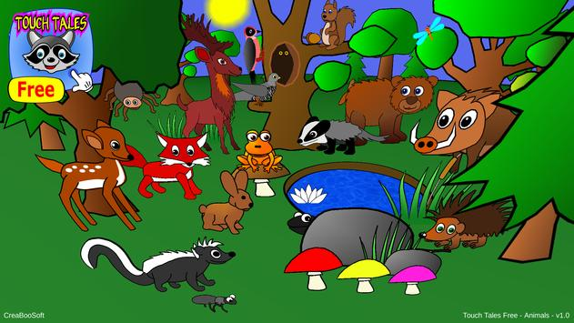 Animals for Toddlers,Toddlers apk screenshot