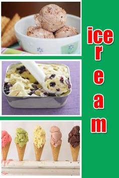 Homemade Ice Cream poster