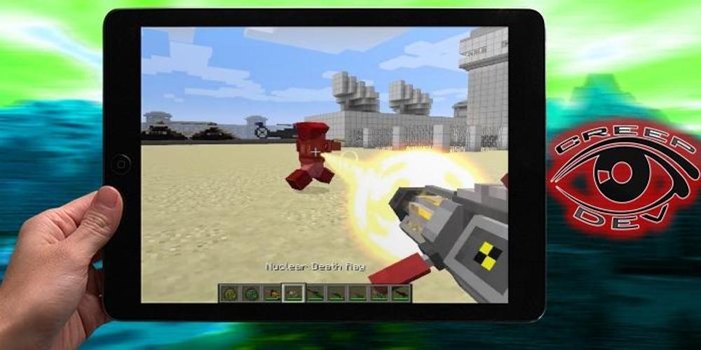Mod tech download guns Download mod