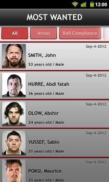 Bay Area Crime Stoppers apk screenshot
