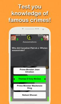 Crime Trivia apk screenshot