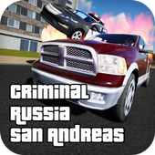 Criminal Russia San Andreas icon