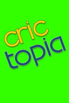CricTopia - IPL Cricket Info poster