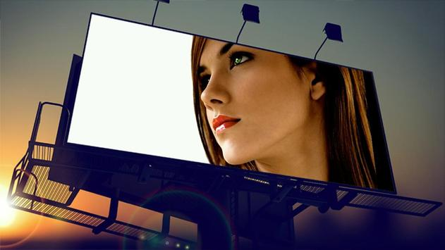Photo Frames: Billboard apk screenshot