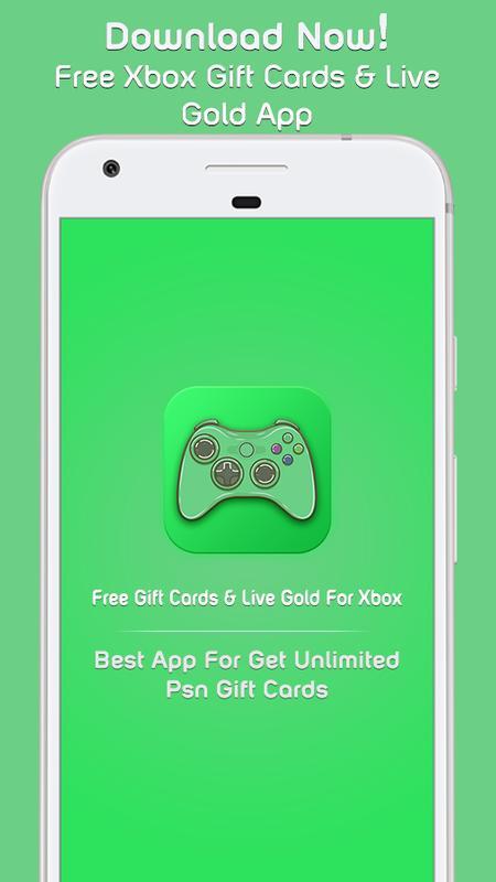 Xbox live apkpure   Free xbox live gold code generator apkpure