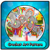 Crochet Art Pattern icon