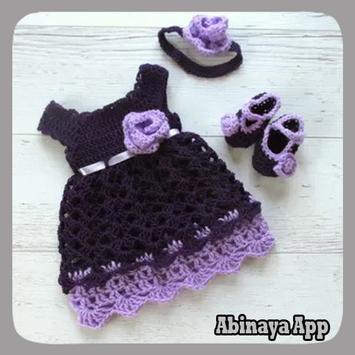 Crochet Baby Dress screenshot 10