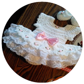 Crochet Baby Dress Ideas icon