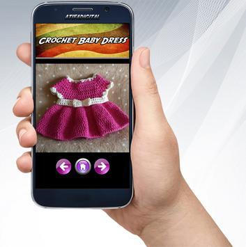 Crochet Baby Dress apk screenshot
