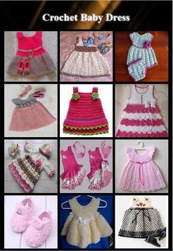 Crochet Baby Dress screenshot 4