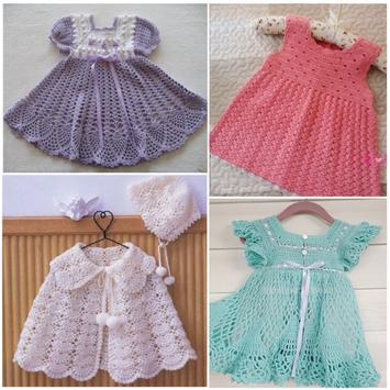 Latest Baby Knitting Dress Ideas screenshot 2
