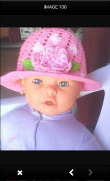 Crochet Baby Hats screenshot 2