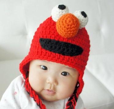 Crochet Baby Hats screenshot 7