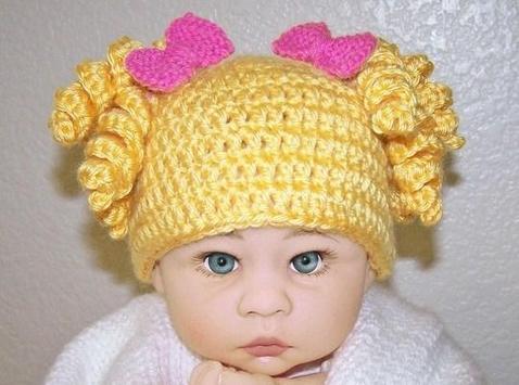 Crochet Baby Hats screenshot 4