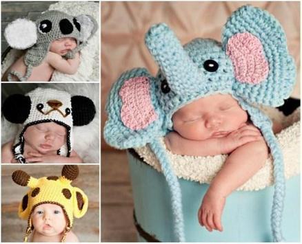 Crochet Baby Hats screenshot 5