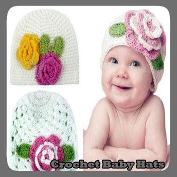 Crochet Baby Hats poster