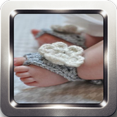 Crochet Baby Shoes (NEW) icon
