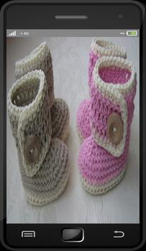 Crochet Baby Shoes (NEW) screenshot 1