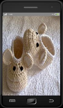 Crochet Baby Shoes (NEW) screenshot 2