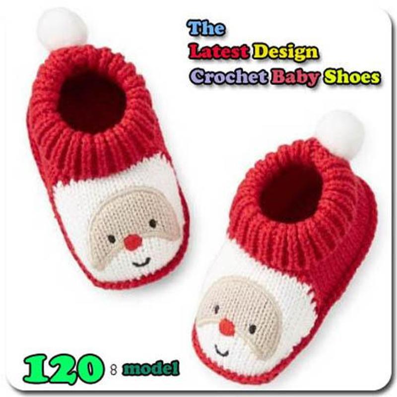 6bf719b9b أحذية الكروشيه الطفل for Android - APK Download