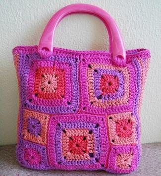 Crochet Bag Designs apk screenshot