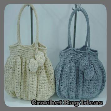 Crochet Bag Ideas poster