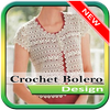 Crochet Bolero Design icon