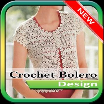 Crochet Bolero Design poster
