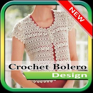 Crochet Bolero Design screenshot 20