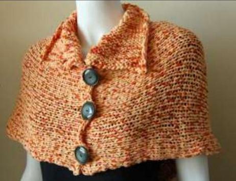 Crochet Bolero Design screenshot 4