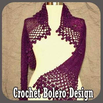 Crochet Bolero Design screenshot 8