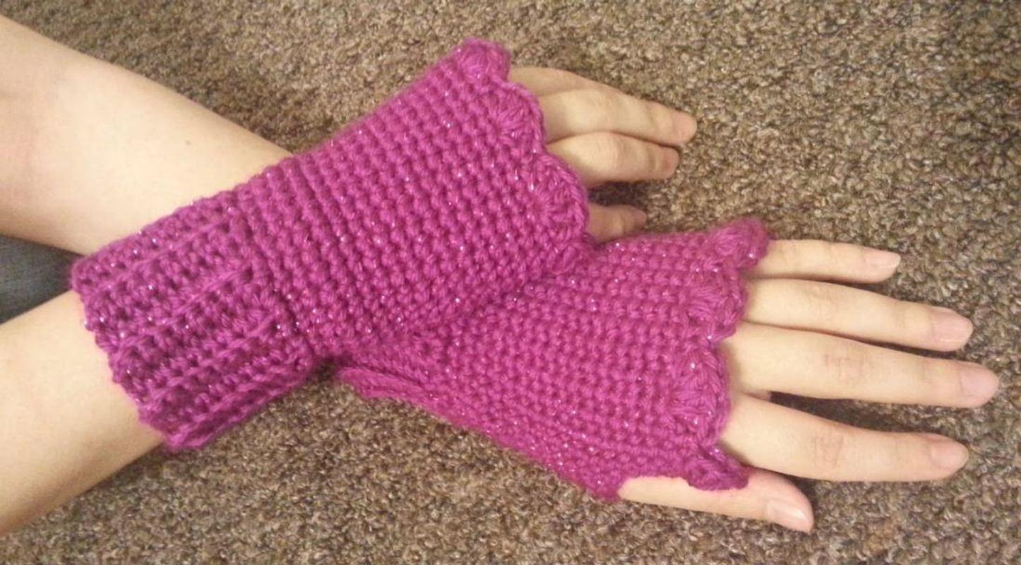 Guantes sin dedos Crochet Descarga APK - Gratis Estilo de vida ...