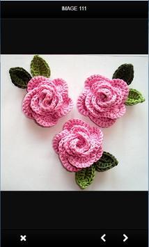Crochet Flower Ideas screenshot 3
