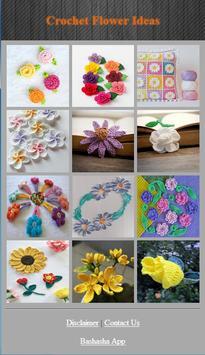 Crochet Flower Ideas screenshot 2