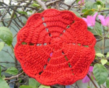 Crochet Flower Ideas screenshot 7