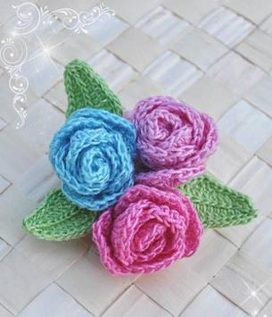Crochet Flower Ideas screenshot 4