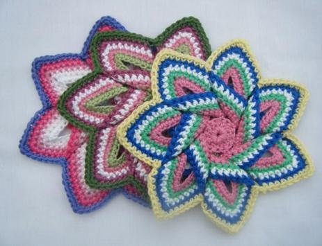 Crochet Flower Ideas screenshot 5