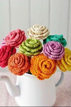 Crochet Flower Ideas screenshot 6