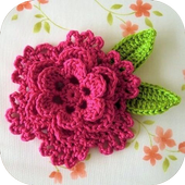 Crochet Flower Ideas icon