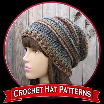 Crochet Hat Patterns poster