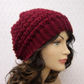 Crochet Hat Patterns apk screenshot