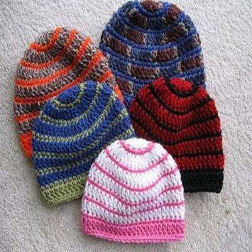 Crochet Hat Patterns 2017 apk screenshot