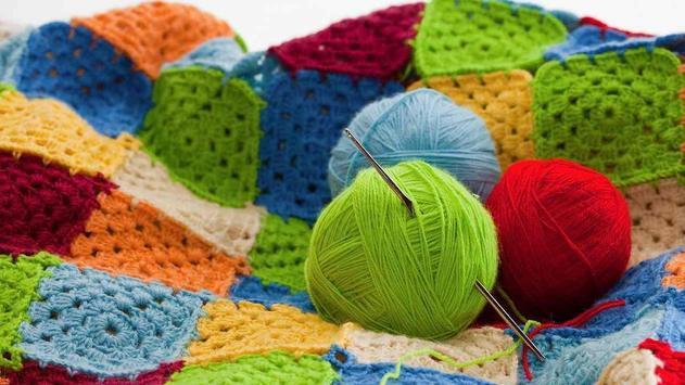 900+ crochet knitting patterns poster