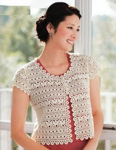 Crochet Pattern Bolero Designs Apk Download Free Lifestyle App For