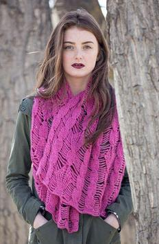 Crochet Pattern Shawl Designs screenshot 4