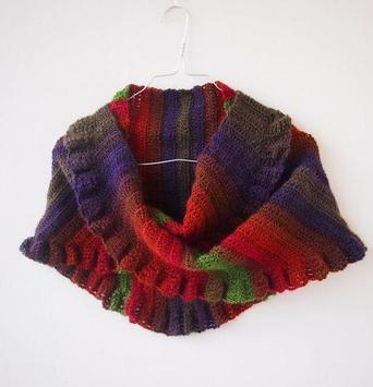 Crochet Pattern Shawl Designs screenshot 5