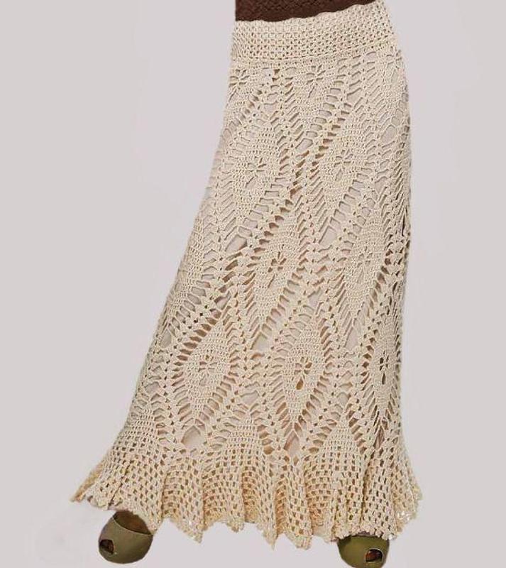faldas de patrones de ganchill Descarga APK - Gratis Estilo de vida ...