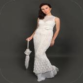 Crochet Pattern Women Dress icon